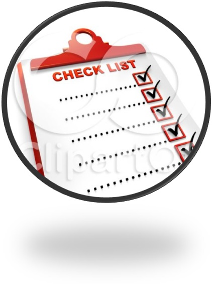 Why Aren't Checklists A Financial Planning Standard?